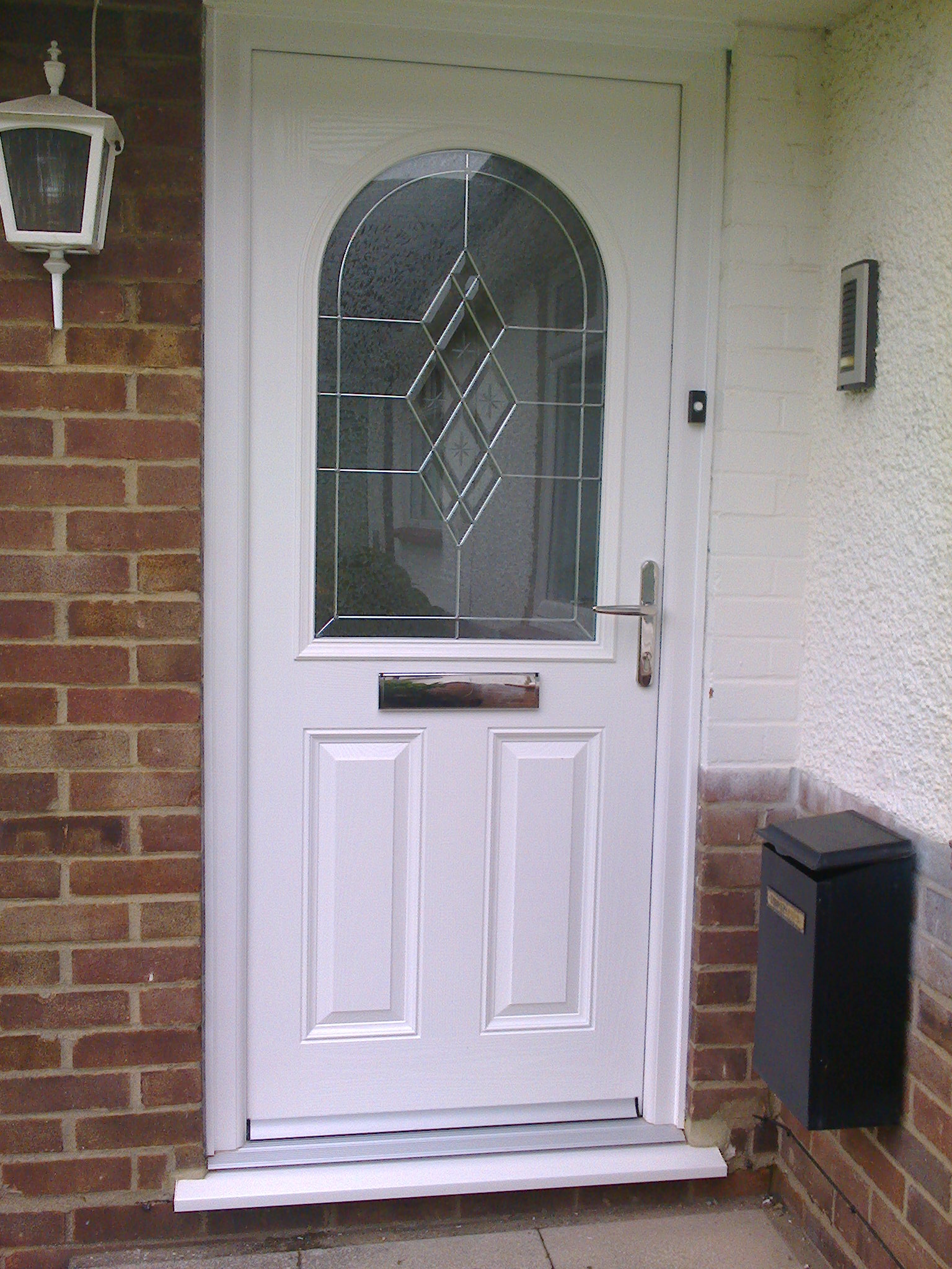 Composite door 2